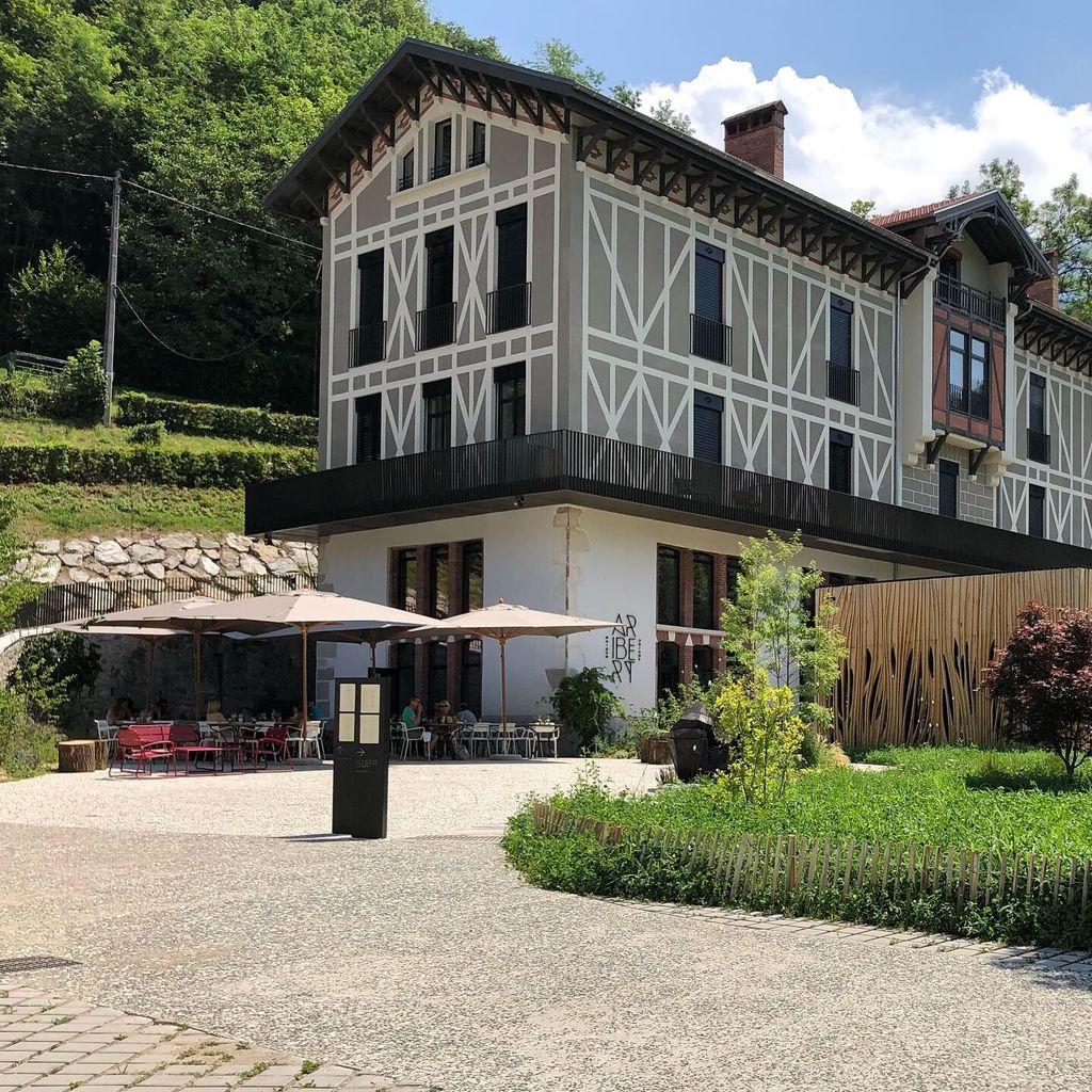 Maison Et Chocolat Uriage Les Bains maison aribert - saint-martin-d'uriage - un restaurant du