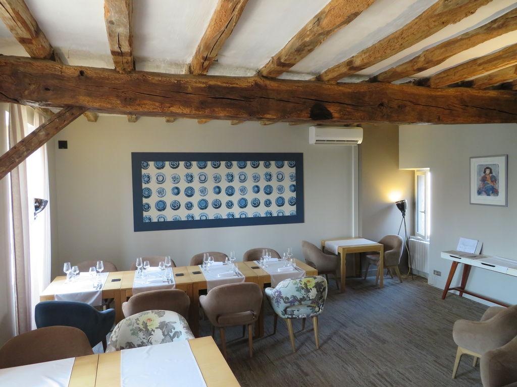La Robe - Montaigu - un restaurant du Guide Michelin