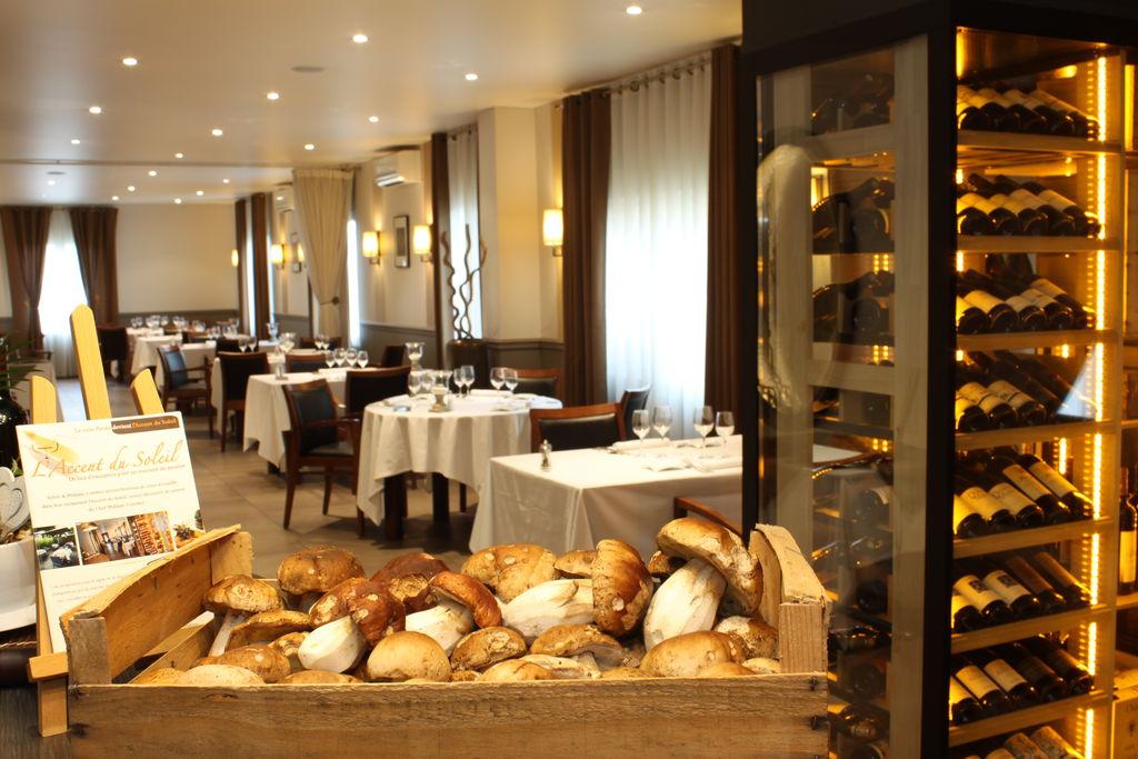 L Accent Du Soleil Saint Martin De Londres Un Restaurant Du
