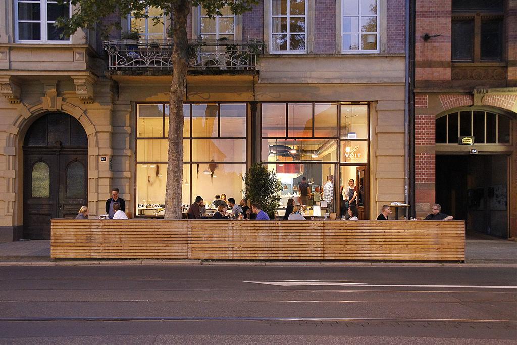VOIT - Kassel : a Michelin Guide restaurant