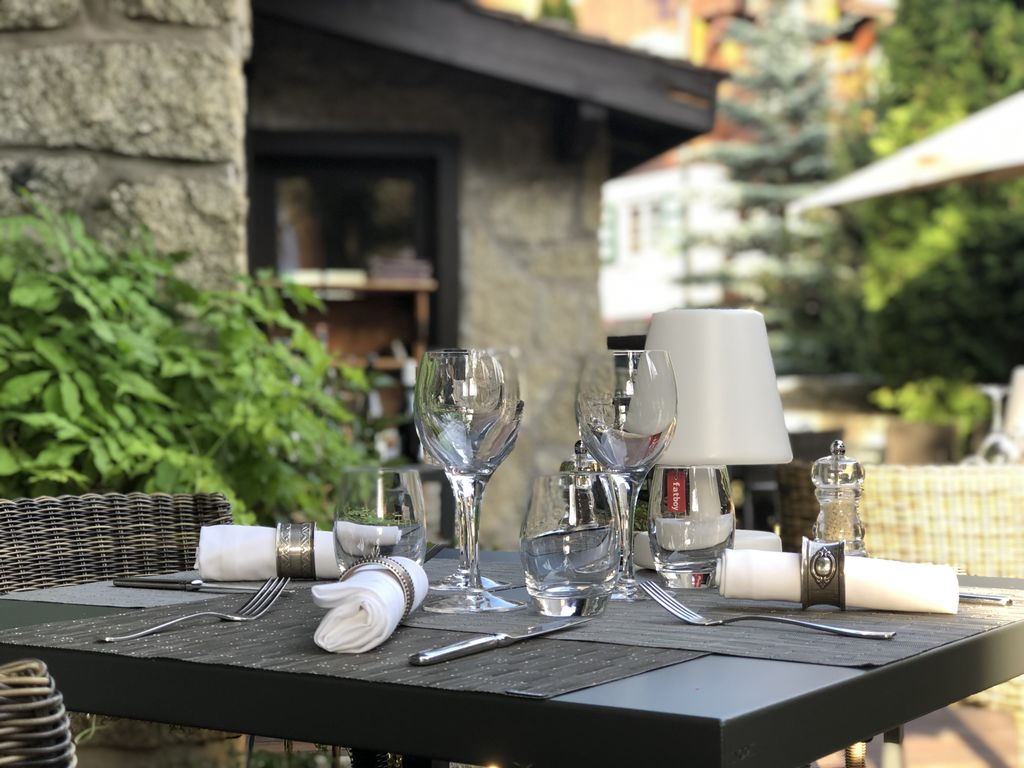 Le Refuge Megeve Architecte le refuge - megève : a michelin guide restaurant