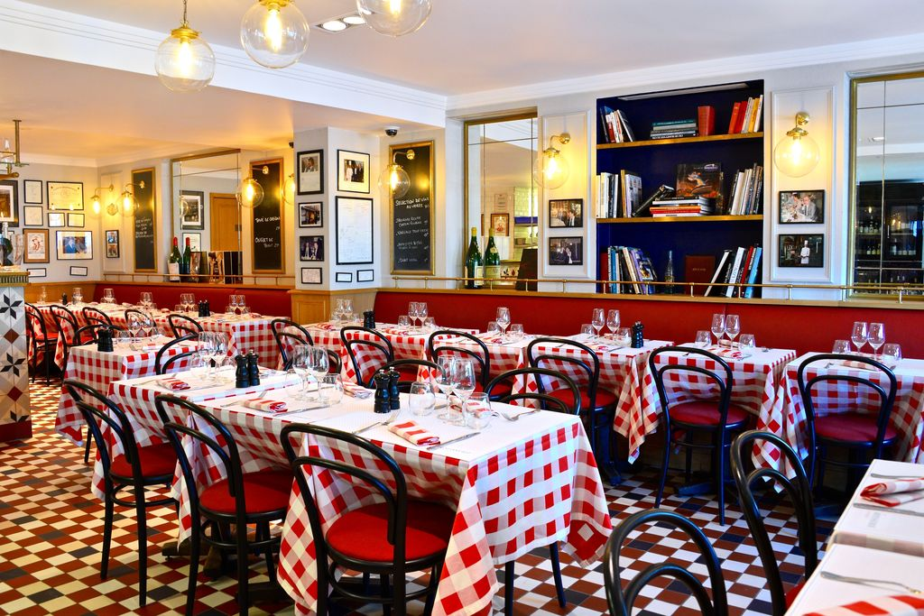 Tour D Argent Paris A Michelin Guide Restaurant