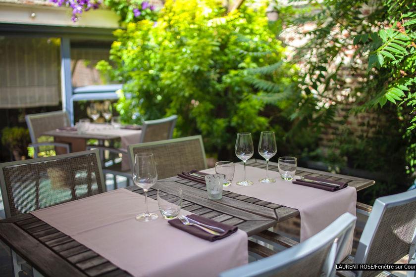 Haut Bonheur De La Table Cassel A Michelin Guide Restaurant